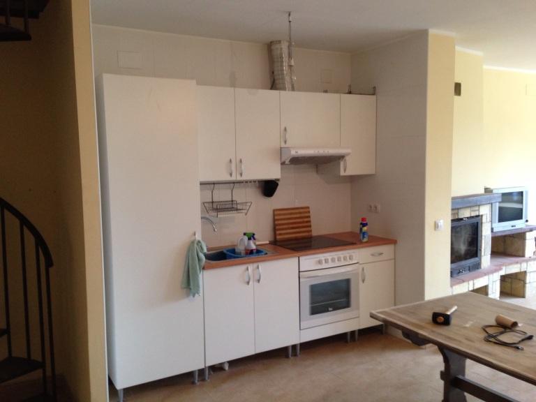 1105 Open kitchen